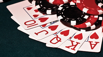 club wagering games
